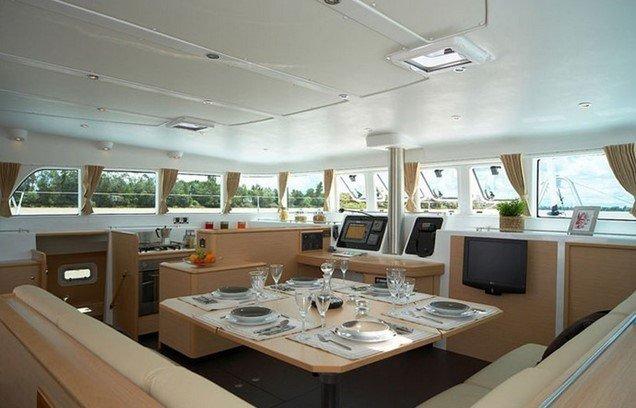 Boat for rent Lagoon-Bénéteau 50.0 feet in Athens - Marina Alimos (Kalamaki),