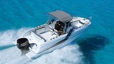 thumbnail-1 Bénéteau 24.0 feet, boat for rent in Split region, HR