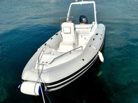 Rib 580 Rent a Inflatable boat