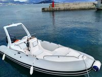 thumbnail-2 Bural 19.0 feet, boat for rent in Split region, HR