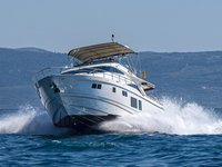 thumbnail-2 Fairline Boats 79.0 feet, boat for rent in Šibenik region, HR