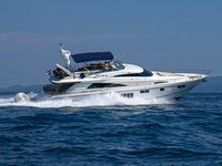 thumbnail-1 Fairline Boats 79.0 feet, boat for rent in Šibenik region, HR