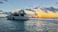 thumbnail-4 Ferretti 76.0 feet, boat for rent in Miami Beach,