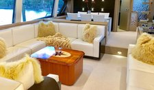 thumbnail-2 Ferretti 76.0 feet, boat for rent in Miami Beach,