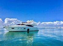 thumbnail-6 Ferretti 76.0 feet, boat for rent in Miami Beach,