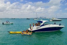 Yacht Party Rental in Miami - 38' Sea Ray!