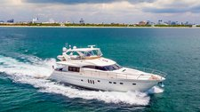 Yacht Party Rental in Miami Beach - 75 Viking!