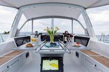 thumbnail-12 Bénéteau 45.0 feet, boat for rent in Split region, HR