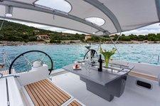 thumbnail-7 Bénéteau 45.0 feet, boat for rent in Split region, HR