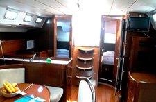 thumbnail-7 Bénéteau 47.0 feet, boat for rent in Šibenik region, HR