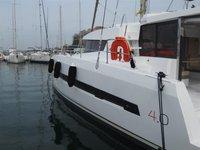 thumbnail-10 Catana 39.0 feet, boat for rent in Zadar region, HR