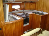thumbnail-8 Dufour Yachts 42.0 feet, boat for rent in Split region, HR