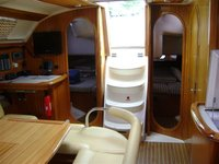 thumbnail-4 Dufour Yachts 42.0 feet, boat for rent in Split region, HR