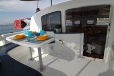 thumbnail-2 Fountaine Pajot 39.0 feet, boat for rent in Saronic Gulf, GR