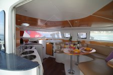 thumbnail-4 Fountaine Pajot 39.0 feet, boat for rent in Saronic Gulf, GR