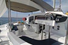 thumbnail-12 Fountaine Pajot 39.0 feet, boat for rent in Saronic Gulf, GR