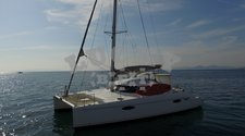 thumbnail-3 Fountaine Pajot 39.0 feet, boat for rent in Saronic Gulf, GR
