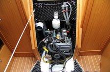 thumbnail-6 Jeanneau 35.0 feet, boat for rent in Split region, HR