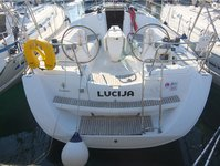 thumbnail-1 Jeanneau 38.0 feet, boat for rent in Zadar region, HR