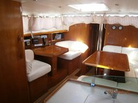 thumbnail-7 Jeanneau 43.0 feet, boat for rent in Saronic Gulf, GR
