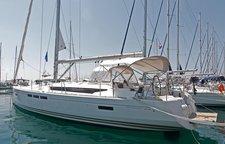 thumbnail-17 Jeanneau 50.0 feet, boat for rent in Split region, HR