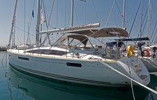 thumbnail-11 Jeanneau 52.0 feet, boat for rent in Split region, HR