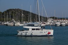 thumbnail-10 Lagoon-Bénéteau 39.0 feet, boat for rent in Šibenik region, HR