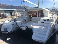thumbnail-18 Lagoon-Bénéteau 39.0 feet, boat for rent in Split region, HR