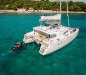 thumbnail-2 Lagoon-Bénéteau 45.0 feet, boat for rent in Split region, HR