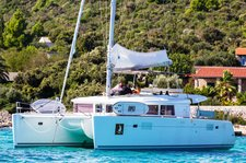 thumbnail-1 Lagoon-Bénéteau 45.0 feet, boat for rent in Split region, HR