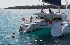 thumbnail-3 Lagoon-Bénéteau 50.0 feet, boat for rent in Saronic Gulf, GR