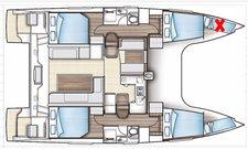 thumbnail-3 Nautitech Rochefort 39.0 feet, boat for rent in British Virgin Islands, VG