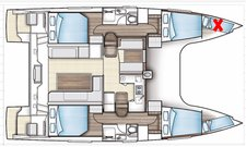 thumbnail-3 Nautitech Rochefort 39.0 feet, boat for rent in British Virgin Islands, VG