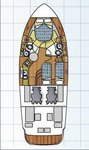 thumbnail-4 Azimut / Benetti Yachts 39.0 feet, boat for rent in Split region, HR