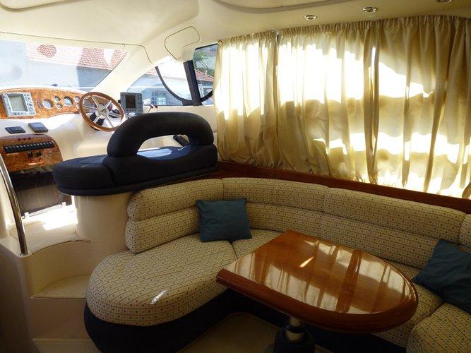 Motor yacht boat rental in Yachtclub Seget (Marina Baotić), Seget Donji,