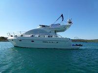thumbnail-10 Azimut / Benetti Yachts 39.0 feet, boat for rent in Split region, HR