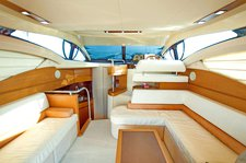 thumbnail-8 Azimut / Benetti Yachts 42.0 feet, boat for rent in Zadar region, HR