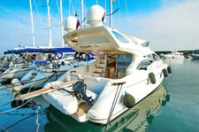 thumbnail-1 Azimut / Benetti Yachts 42.0 feet, boat for rent in Zadar region, HR