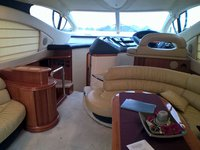 thumbnail-13 Azimut / Benetti Yachts 48.0 feet, boat for rent in Zadar region, HR