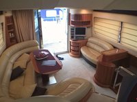 thumbnail-10 Azimut / Benetti Yachts 48.0 feet, boat for rent in Zadar region, HR