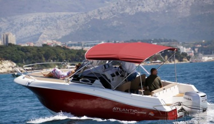 Rent a boat Opatija, Rijeka, Crikvenica, Selce, islands Krk, Cres and many more