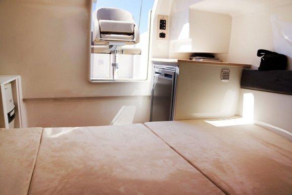 Cuddy cabin boat for rent in Bakar