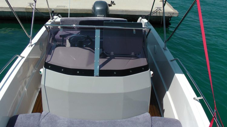 Boat for rent Atlantic Marine 21.0 feet in Marina Trogir – ACI, Croatia