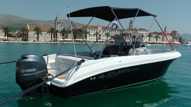 Discover Split region surroundings on this Atlantic Marine 670 Atlantic Marine boat