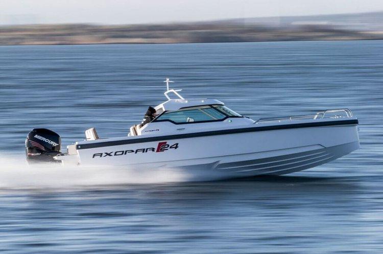 Boat for rent Axopar 24.0 feet in Yachtclub Seget (Marina Baotić), Seget Donji,