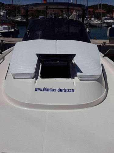 Motor yacht boat rental in Zadar region, Croatia