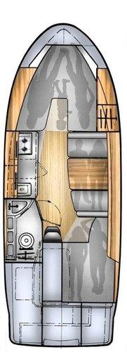 This 29.0' Balt Yacht cand take up to 5 passengers around Zadar region