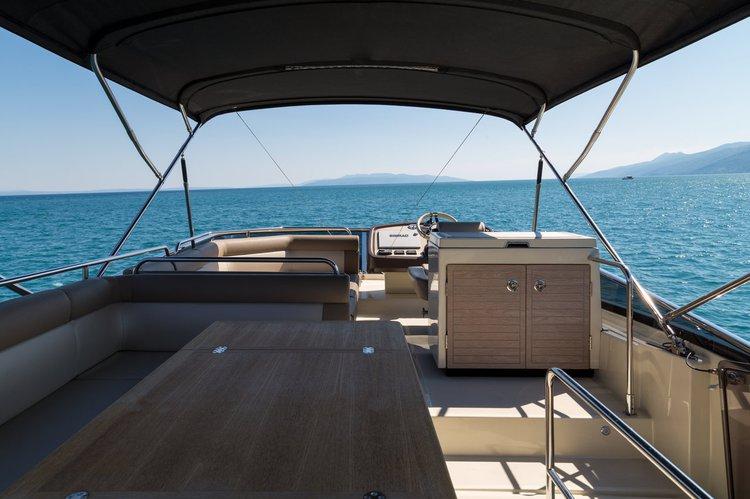 Boat for rent Bénéteau 49.0 feet in Marina Admiral Opatija, Croatia