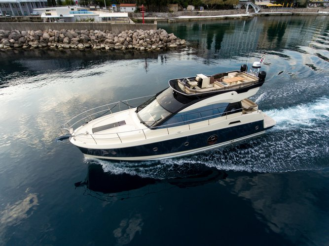 Beneteau boat for rent in Istra