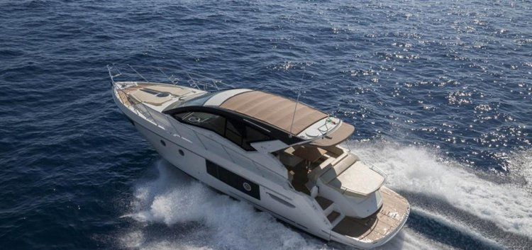 Boat for rent Cranchi 45.0 feet in Marina Split - ACI , Croatia